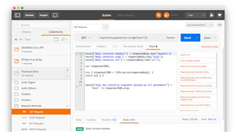 chrome postman developing a rest api app part 2 adding and testing our