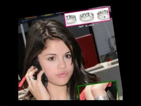 selena gomez wearing true waits purity ring
