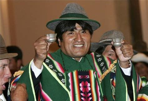 evo morales evo morales indigenous problem the commentator