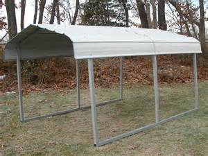 Carport Canopy Metal Steel Carport Quickgarage Com