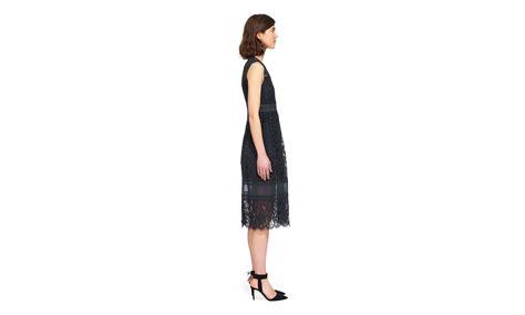 Jewelly Silk Dress Ori Amelia New amelia lace dress navy whistles