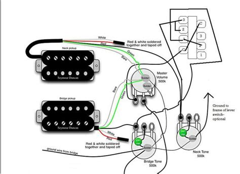 wiring help for hh 5way switch strat