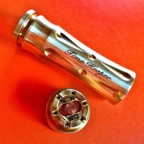 Time Keeper Timekeeper Anodized Authentic By Avid Lyfe time keeper competition mod by avid lyfe whole vape inc 4