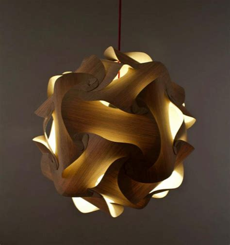 interesting lighting natural oak lighting by naos