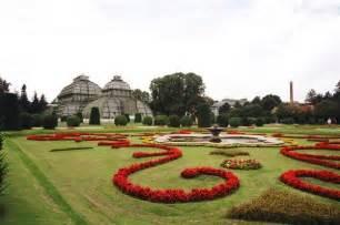 Vienna Botanical Garden Schloss Schonbrunn Botanical Gardens Vienna Austria Photo