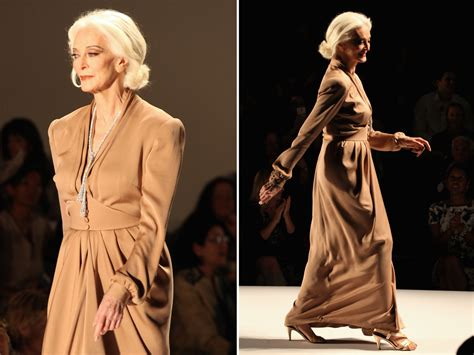 fashionfor50 yearolds 81 year old fashion week model life exists beyond 50