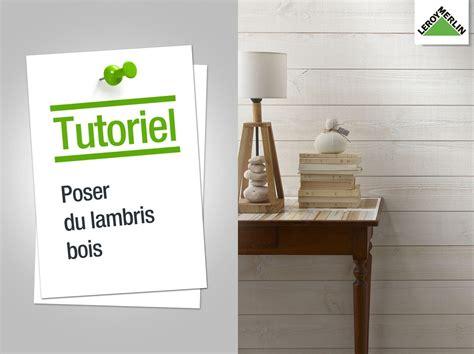 Poser Du Lambris Pvc 5188 by Comment Poser Du Lambris Bois