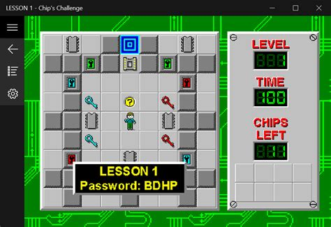 Chip Mobile Edition Now Available classic puzzle chip s challenge is now available on