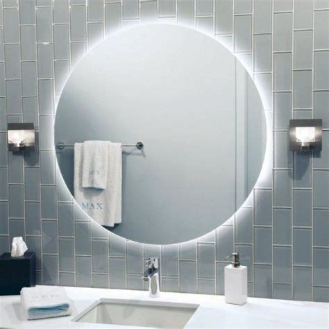 round led bathroom mirror crafty design ideas round bathroom mirrors with lights