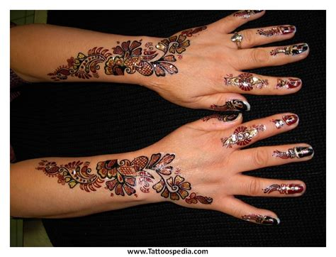 history of henna tattoo henna history 3