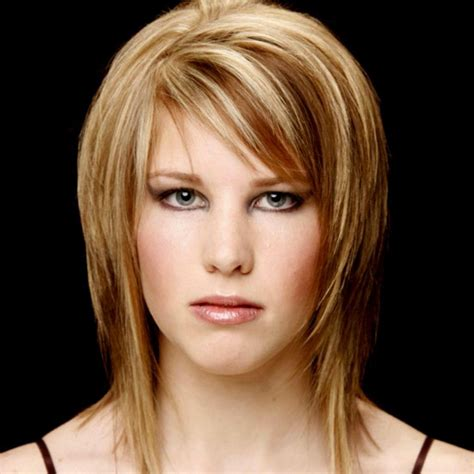 medium hairstyles layered with bangs short layered haircuts with bangs short layered haircuts