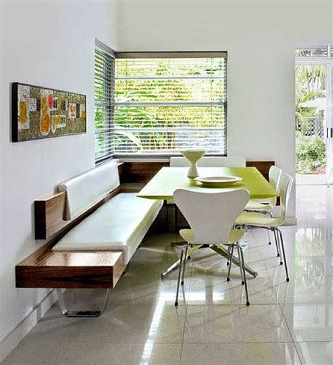 contemporary banquette seating lori gilder