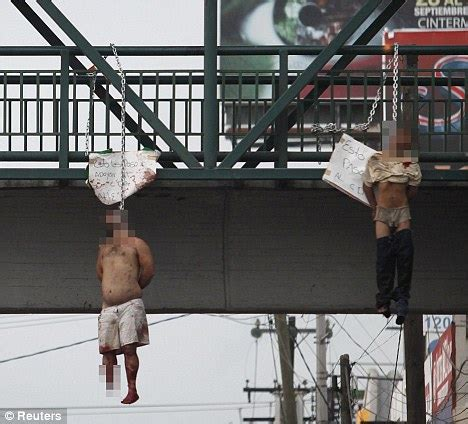 mexico s cartel gangs hang goodfella