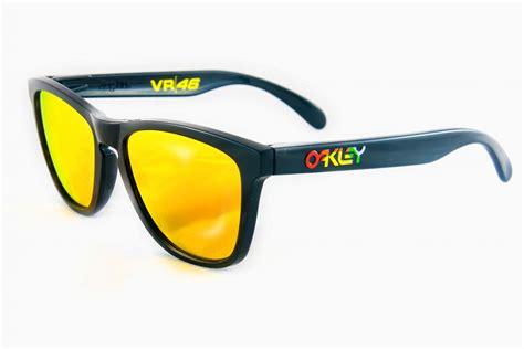 Oakley Sunglass Frogskins Vr46 Oo 24 325 Polished Black oakley frogskins vr46 psychopraticienne bordeaux
