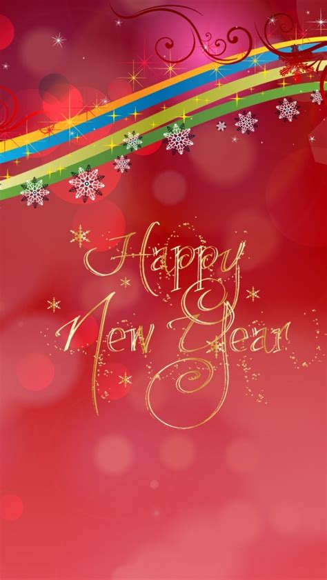 happy new year wallpaper for iphone 5 happy new year card iphone 5 5s ipod wallpaper