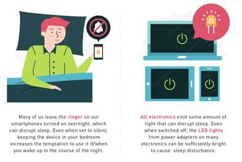electronics affect  sleep euro american