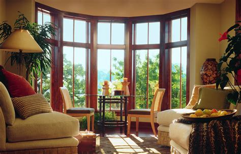 livingroom windows andersen bow bay windows opal