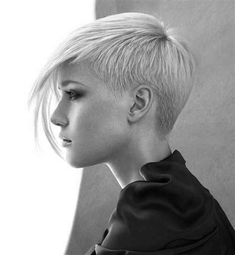 10 Half Shaved Pixie Cuts   Pixie Cut 2015