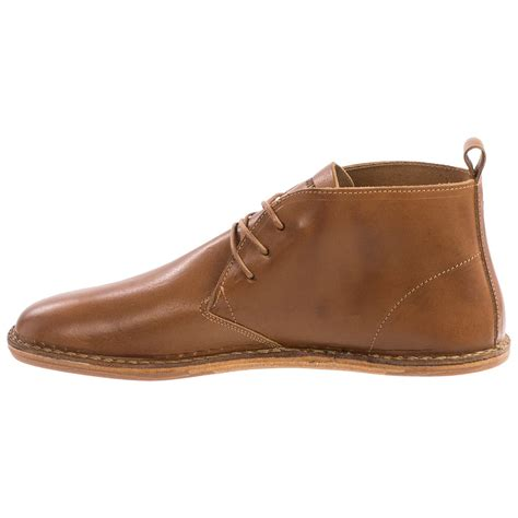 barefoot boots mens vivobarefoot porto leather chukka boots for save 61
