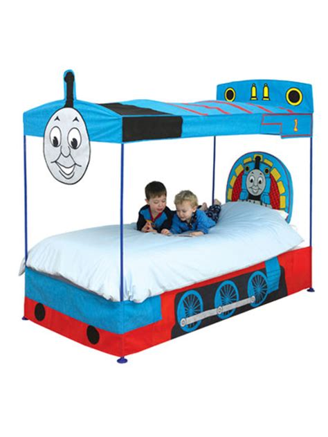 thomas and friends bed thomas the tank engine thomas and friends bed canopy ready