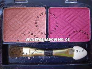 Eyeshadow Viva Warna lunatic vixen review viva eye shadow no 05 no 07