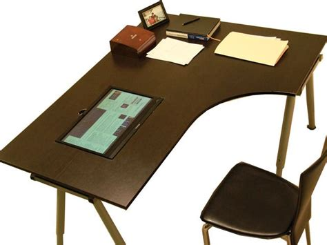 flexdesk touch screen desk endless possibilities by