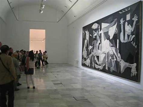 picasso paintings in reina sofia picasso s guernica en museo de arte reina sofia madrid
