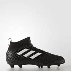 Adidas ace 17 3 primemesh firm ground boots core black footwear