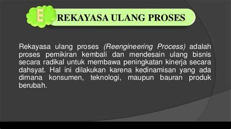 Strategi Proses Manajemen Operasional