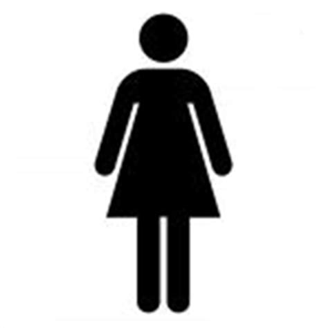 girls bathroom logo sign for girle bathroom clipart best