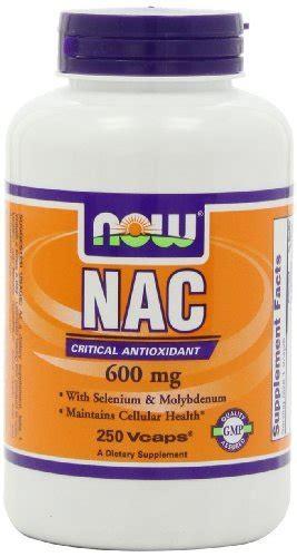 Now Nac N Acetyl Cysteine 600mg 250 Veg Capsules now nac 600 mg 250 veg capsules 11street malaysia