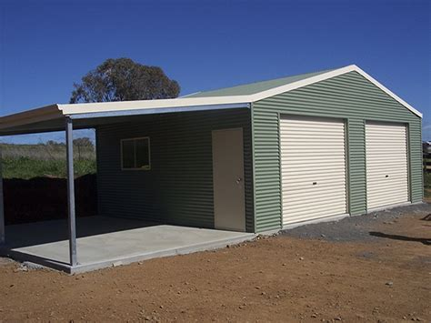 Garage And Sheds by Awesome Garages And Sheds 3 Metal Garage With Awning