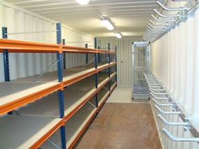 storage container shelving renting a self storage unit vs buying a shipping container