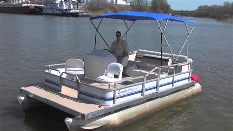 fishing boat rentals waukesha county 1993 godfrey sweetwater challenger 18 pontoon w johnson