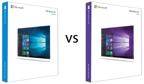windows 10 home vs pro what s the difference feature