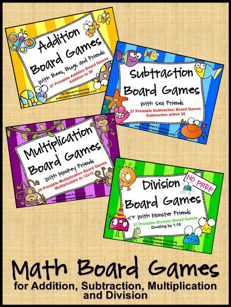 printable math board games 6th grade math interactive games interactive kindergarten math