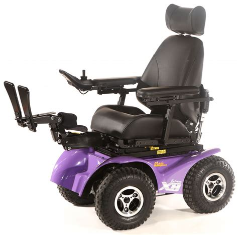 Self Comfort Power Options Magic Mobility Electric Wheelchairs