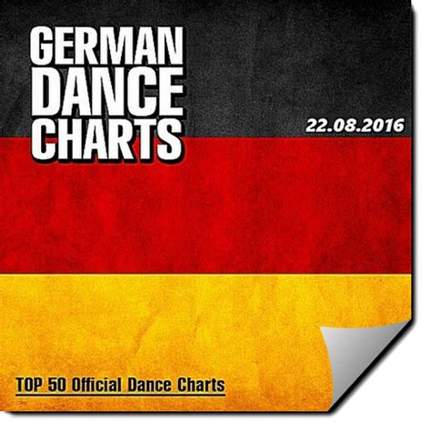 new released house music va german top 50 official dance charts 22 08 2016 mp3 320kbps download