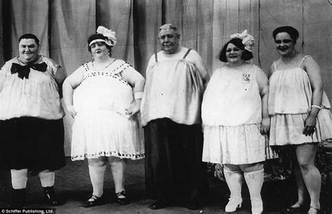 gallery of obese women from germsny meet the sideshow freaks who became overnight sensations