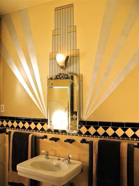 art deco bathtub 55 best art deco bathrooms images on pinterest art deco