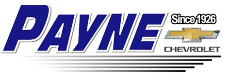 payne chevrolet payne chevrolet accessories