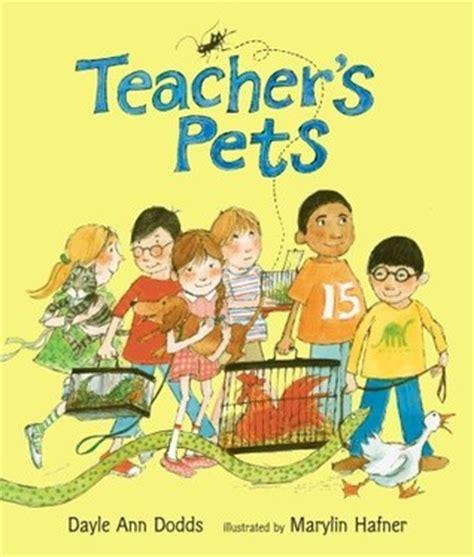 teachers pet s pets by dayle dodds reviews discussion