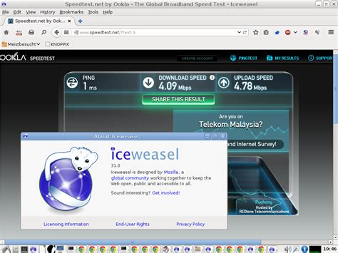 speed test net by ookla my journey with the linux operating system run speedtest