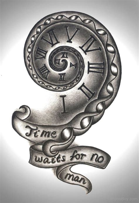 tattoo clock designs clock tattoos designs pictures page 4