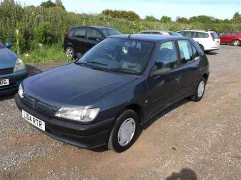 peugeot 306 new peugeot 1993 306 xld 1 9 diesel new mot clean and tidy
