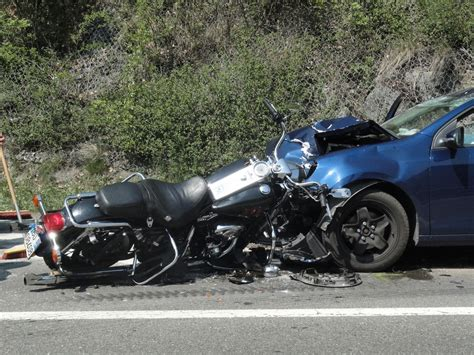 car accidents compare  motorcycle accidents