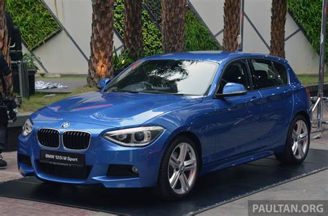 Bmw 1 Series 118i Price Malaysia by Bmw F20 1 Series Launched In Malaysia Autoevolution
