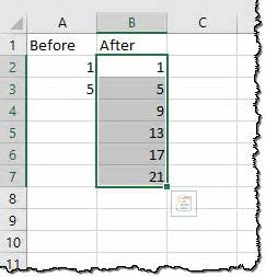 sequential pattern analysis exle keyboard shortcuts how to extend a a sequential pattern