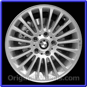 oem 2003 bmw 330i rims used factory wheels from