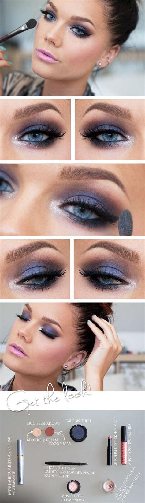 elegant makeup tutorial 15 best shimmering new year s eve makeup tutorials